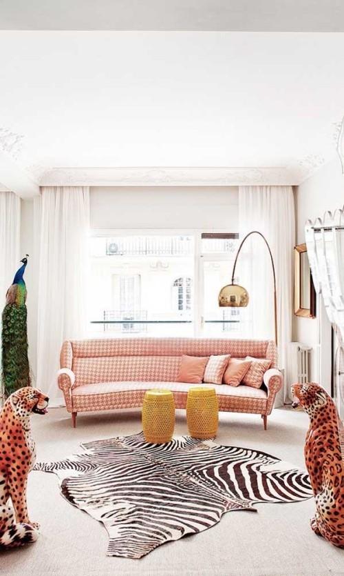 karrierte muster sofas Inneneinrichtung