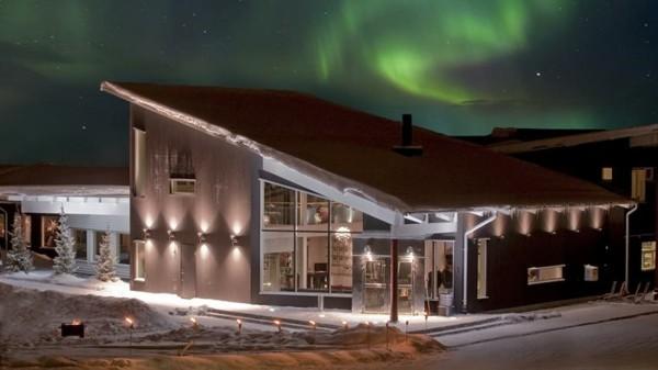 kiruna camp ripan schweden nordlichter sehen