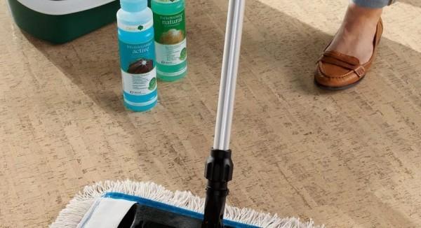 korkboden reinigen - tolle Tipps