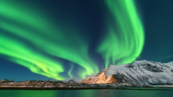 nordlichter sehen naturphänomen