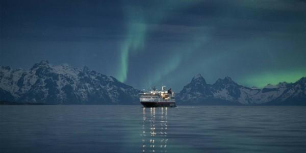 nordlichter sehen norwegen kreuzschifffahrt