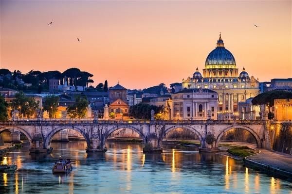 rom oktober idee warme urlaubsziele