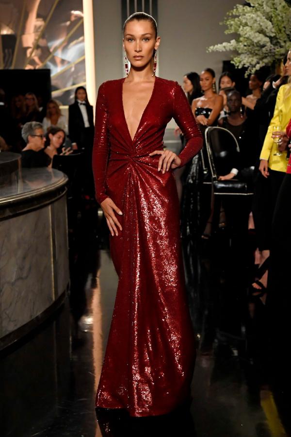 rotes kleid für damentrends ideen