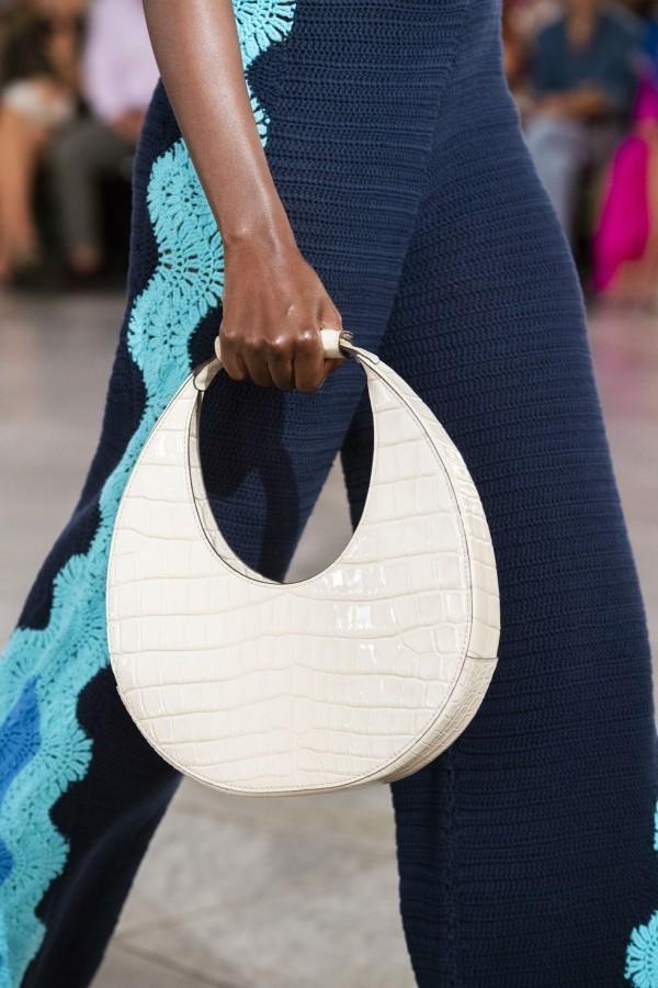 runde handtasche - herbsttrends damentaschen