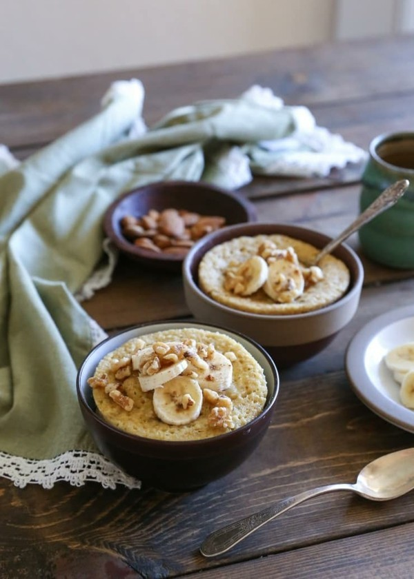 tassenkuchen ohne ei veganisches bananenbrot