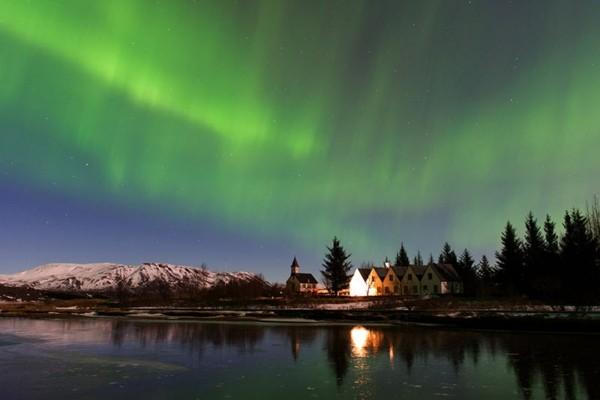 thingvellir nationalpark island nordlichter sehen