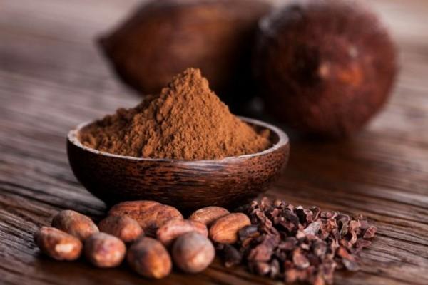 tryptophan lebensmittel kakaopulver