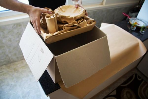 umzug richtig organisieren einpacken tipps