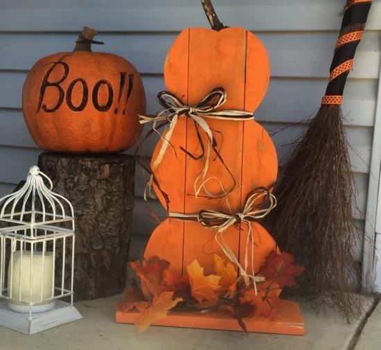 upcycling halloween herbstdeko selber machen