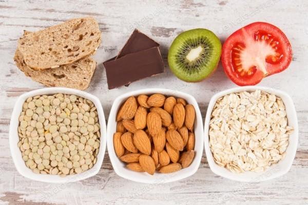 vegane tryptophan lebensmittel gesund
