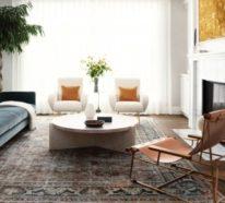 5 Wege, Ihrem Wohnzimmer neuen Schwung zu verleihen