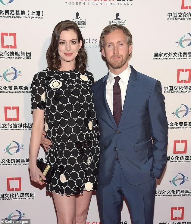 Anne Hathaway mit Ehemann Adam Shulman sie werden zum zweiten Mal Eltern