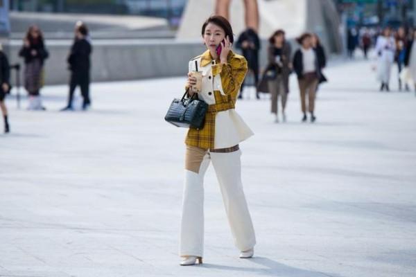 κοστούμι - μεγάλη μόδα δρόμου - υπέροχες ιδέες