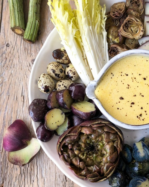Artischocken zubereiten gesundes Rezept nach mediterraner Art