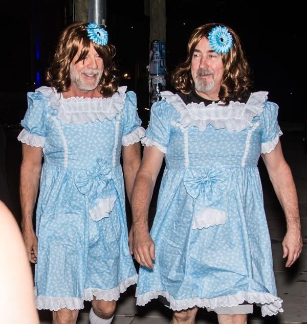BRUCE WILLIS Idee für Halloween Kostüme