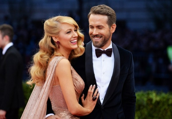 Blake Lively und Ryan Reynolds drei Töchter überglücklich zu fünft Baby Nummer drei ist da