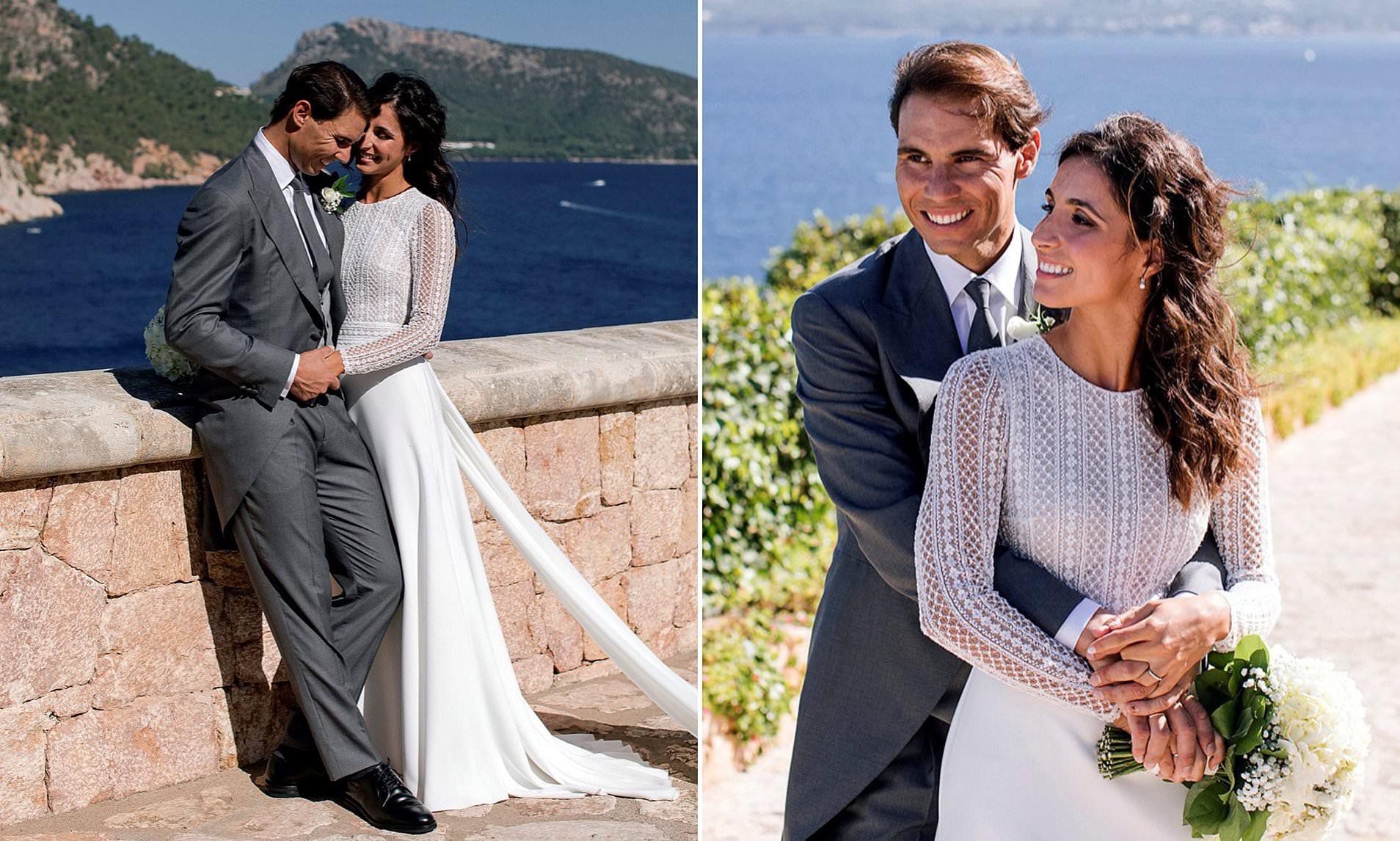 Ein wunderschönes Paar - Rafael Nadal