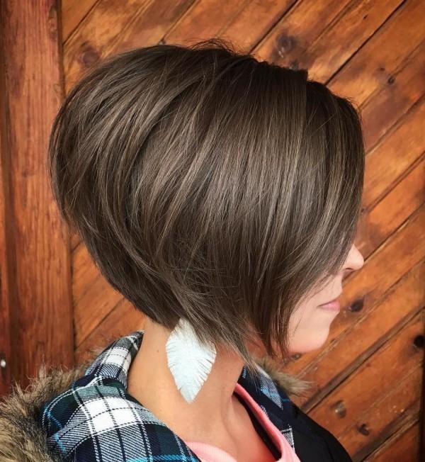 Feder Ohrringe - frisuren dünnes haar