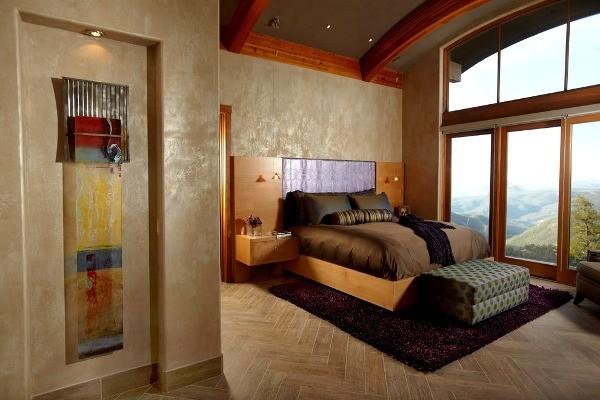Fenster mit Wänden - venezianischer putz - tolle Ideen