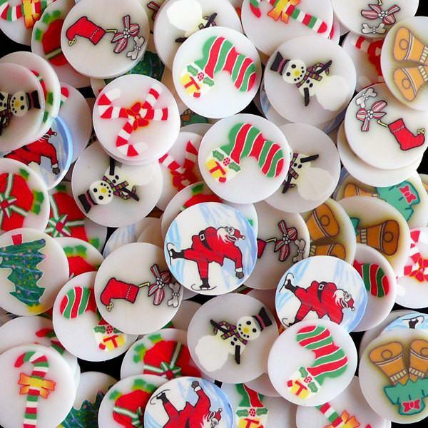 Fimo Ideen DIY Weihnachtsdeko selber machen Weihnachten