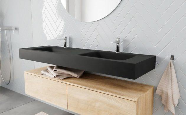 ▷über 1000 Beispiele für Waschbecken im Badezimmer ...