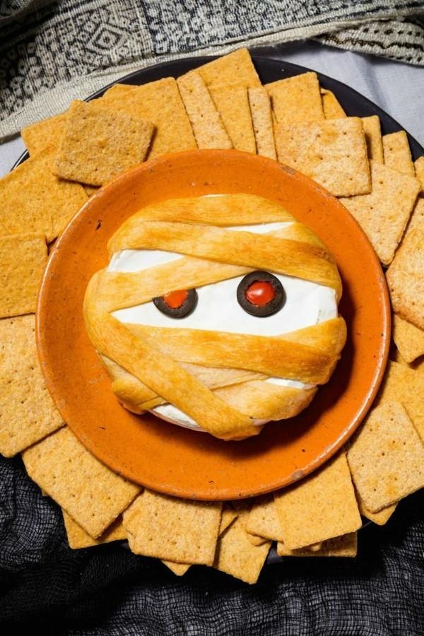 Halloween Essen Kinder Snacks für Halloween Partyrezepte