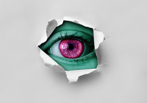 Halloween Kontaktlinsen Augenlinsen kaufen Augen gesund