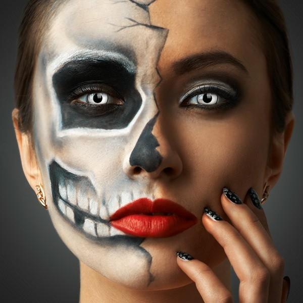 Halloween Kontaktlinsen Halloween Schminke dekorative Linsen
