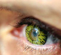 Sind Halloween Kontaktlinsen gefährlich für Ihre Augen und in welchen Fällen?