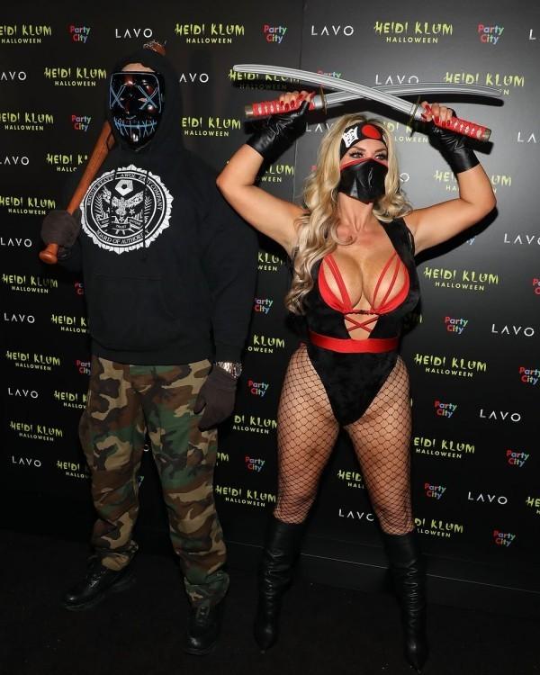 Halloween Kostüm Ice-T und Coco
