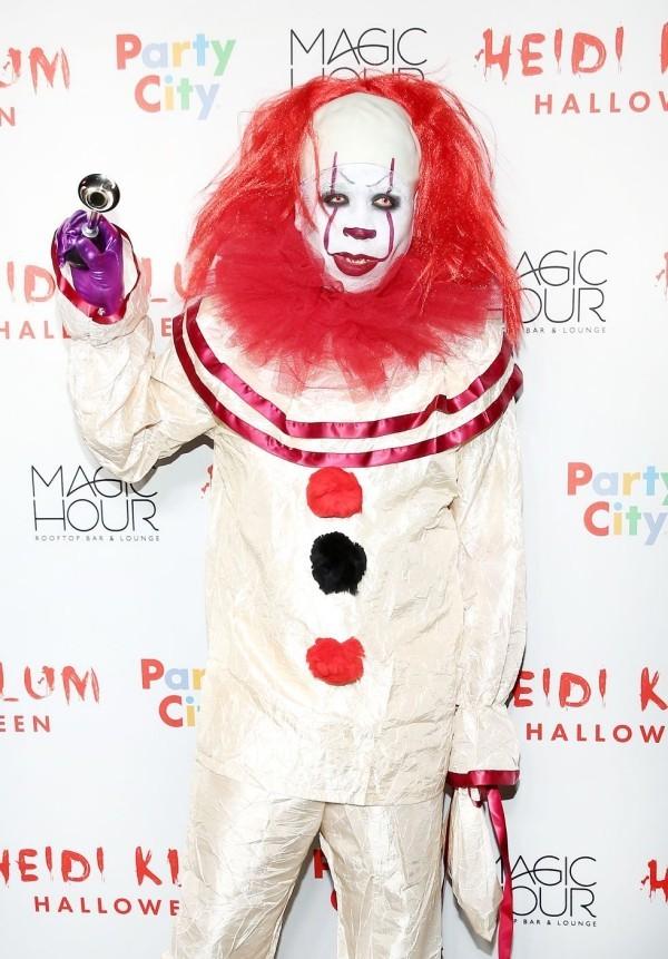 Halloween Kostüm Kyle Hagler 2017