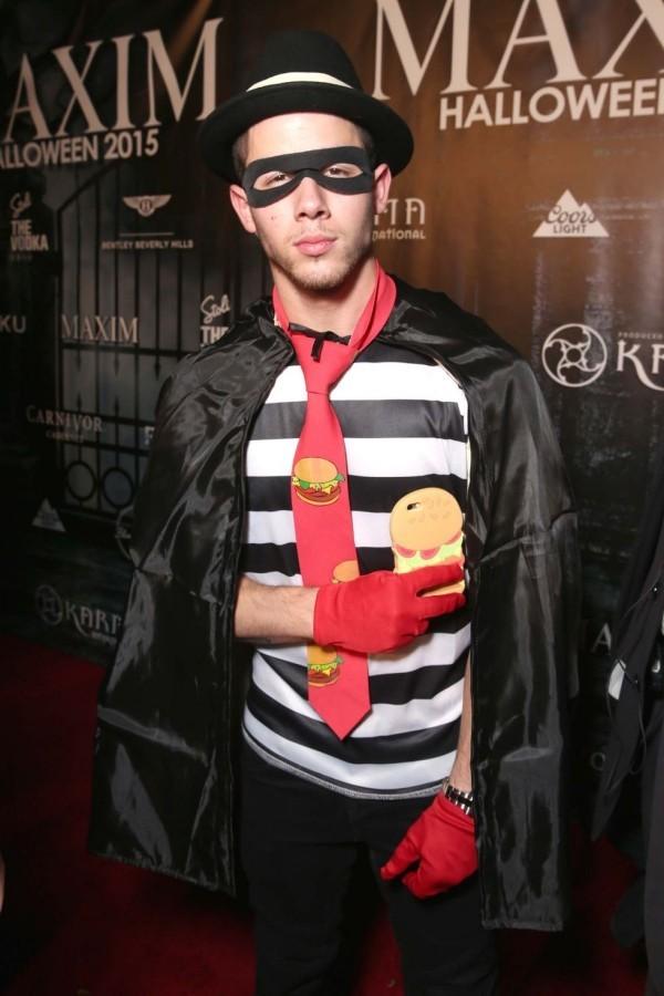 Halloween Kostüme - toller Nick Jonas