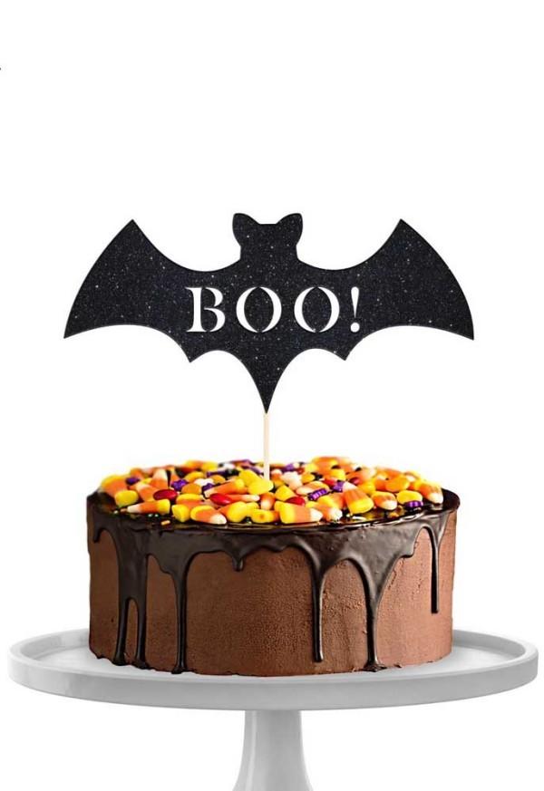 Halloween Kuchen Ideen Deko