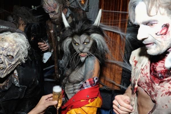 Heidi Klum 2017 Halloween Kostüme