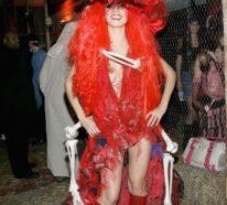 Mehr als 60 Star-Kostüme von Heidi Klum auf Halloween Partys und bei anderen Anlässen