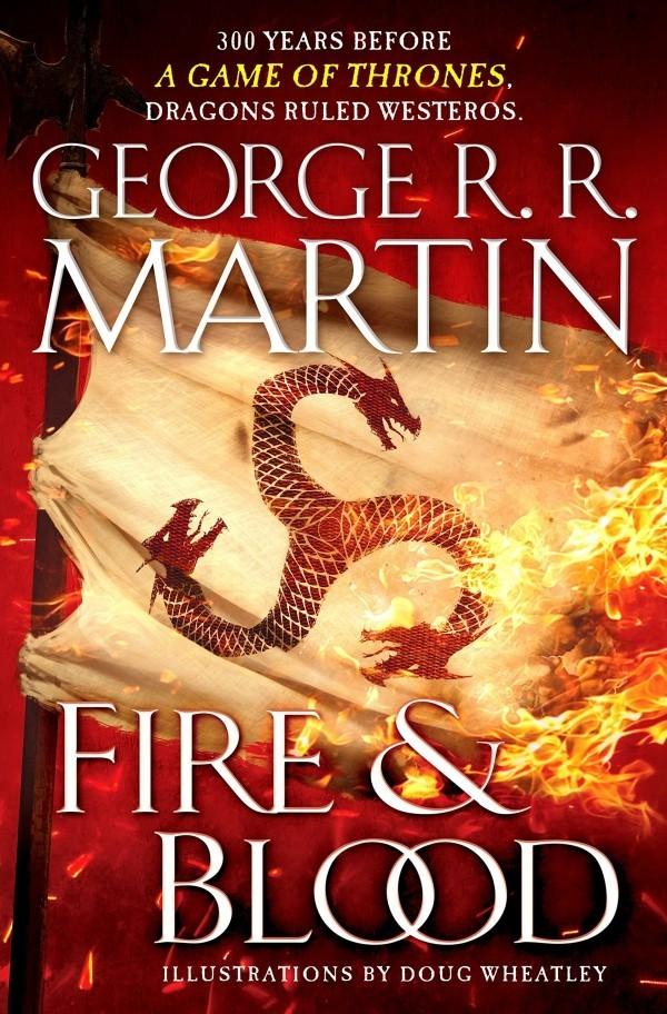 House of the Dragon Alles, was wir über das Game of Thrones Prequel wissen feuer und blut roman