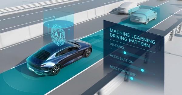 Hyundai entwickelt Tempomat, der Ihr Fahrverhalten nachahmt tempomat visualisiert KI
