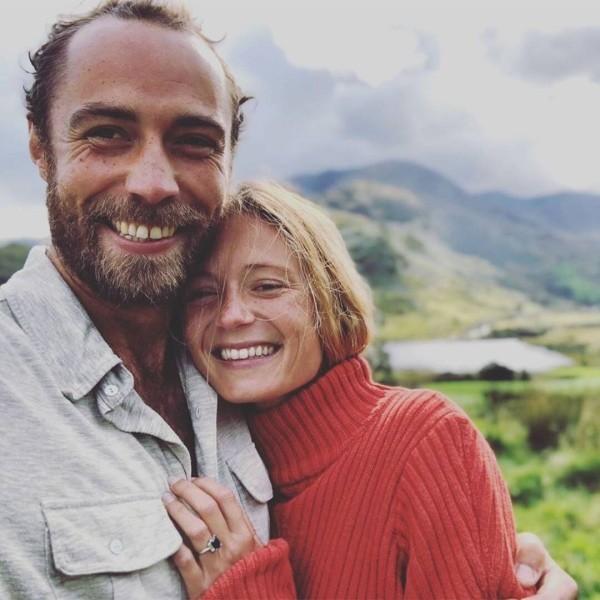 James Middleton heimliche Verlobung mit Alizee Thevenet am vergangenen Wochenende