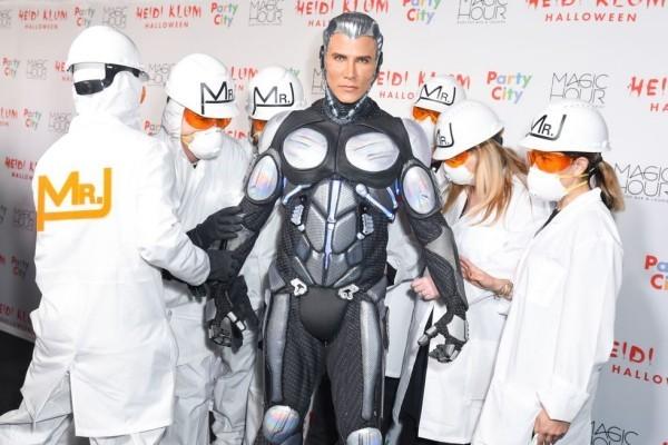 Jay Manuel 2017 Halloween Kostüm