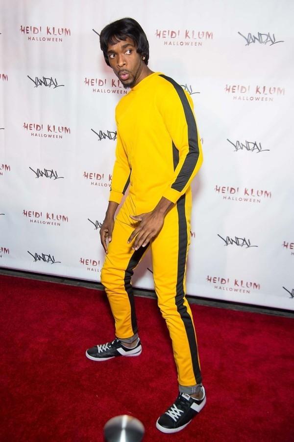 Jay Pharoah Stars Halloweeen Kostüme