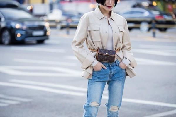 Τζιν και άλλα πράγματα - Street fashion