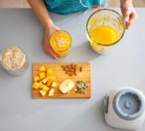 Kürbis Smoothie – ein gesundes und leckeres Getränk im Herbst und Winter genießen