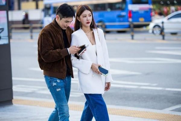Άνδρας και γυναίκα - τέλειες ιδέες Τάσεις μόδας μόδας της μόδας