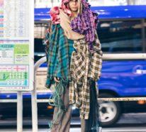 Street Style Trends 2020, gesehen während der Tokyo Fashion Week