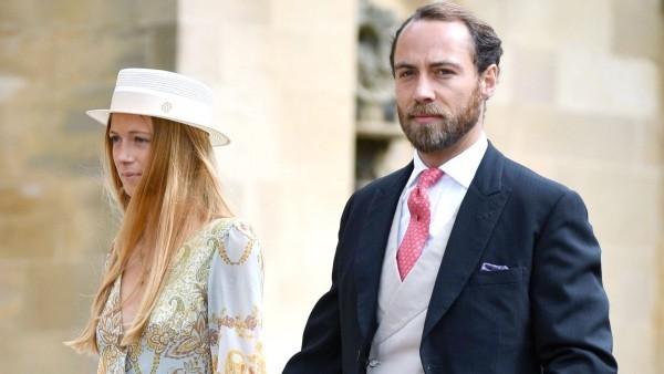 Middleton heimliche Verlobung mit Alizee Thevenet am vergangenen Wochenende