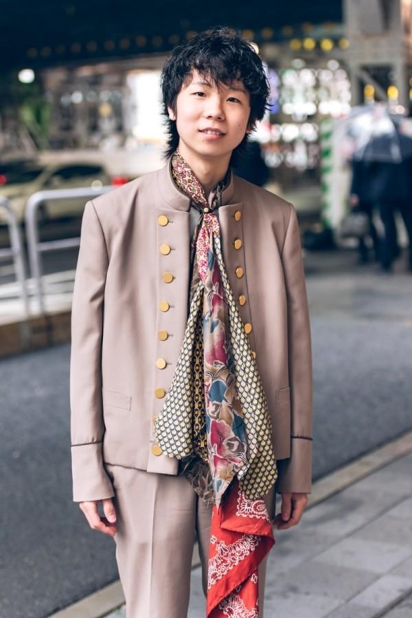 Modetrends Street Fashion - Mann Idee Street Style