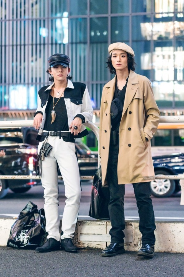 Modetrends Street Fashion Trends Damen Retro Ideen
