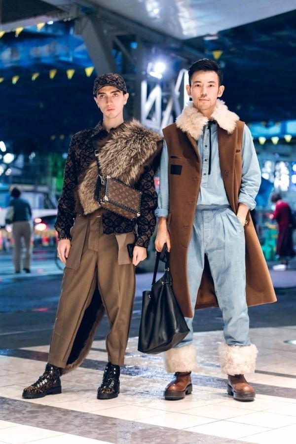 Modetrends Street Fashion - so sehen tolle Männer aus