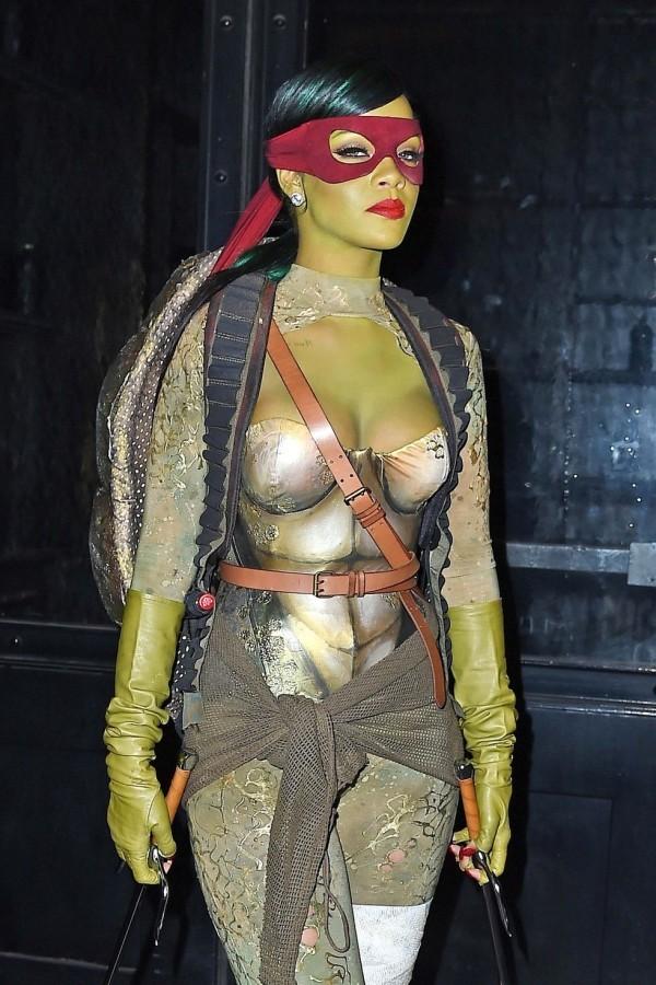 Rihanna Halloween Kostüme