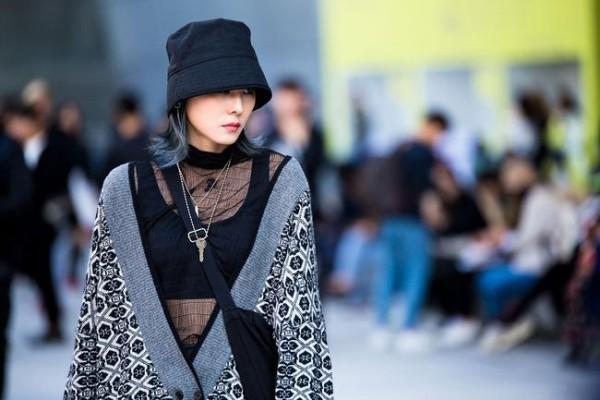 Street fashion Hut Street Style Trends Damen
